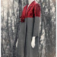 مدل مانتو مخمل | ۲۴ عکس مانتو مخمل جدید برای پاییز و زمستان