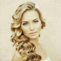 مدل مو باز و ساده برای نامزدی | ۴۰ مدل مو باز و ساده دخترانه برای جشن نامزدی