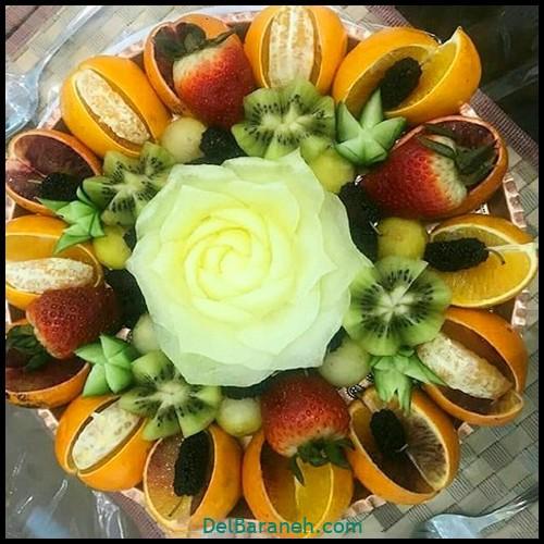 میوه آرایی شب یلدا عروس (۱۱)