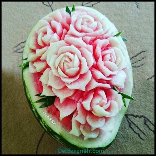 میوه آرایی شب یلدا عروس (۳)