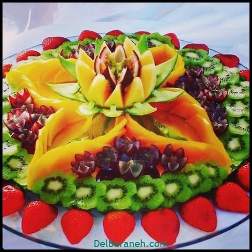 میوه آرایی شب یلدا عروس (۵)