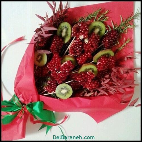 میوه آرایی شب یلدا (۱۰)