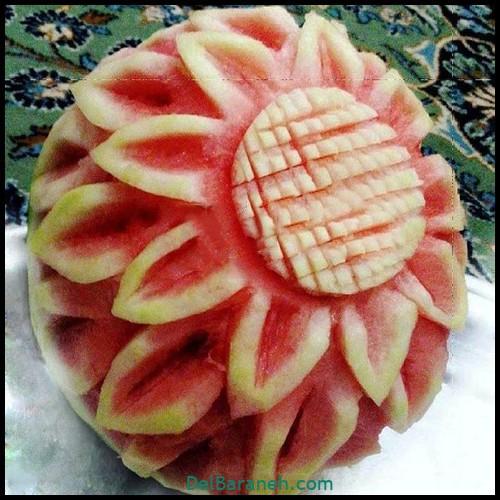 میوه آرایی شب یلدا (۴)