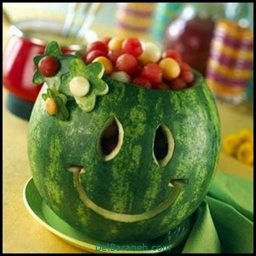 میوه آرایی شب یلدا (۸)