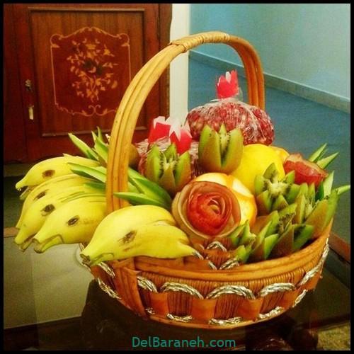 میوه آرایی شب یلدا (۹)