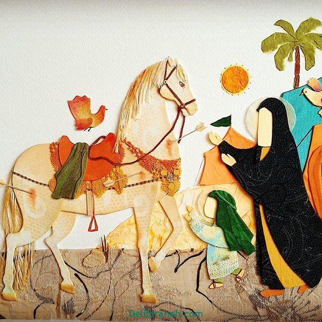 نقاشی اربعین (۱)