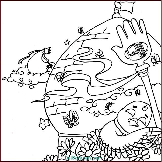نقاشی اربعین (۱۴)