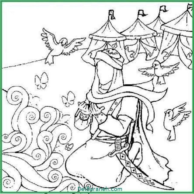نقاشی اربعین (۱۸)