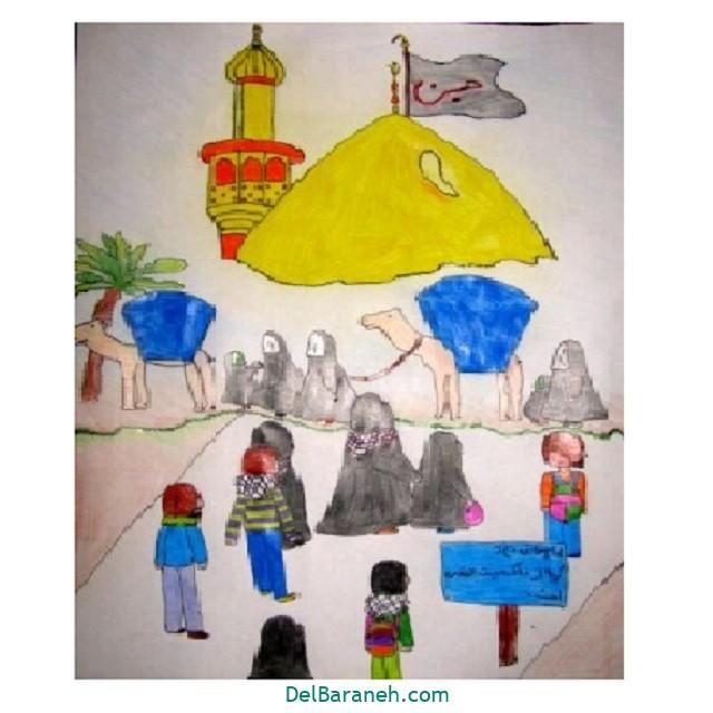 نقاشی اربعین (۳۰)