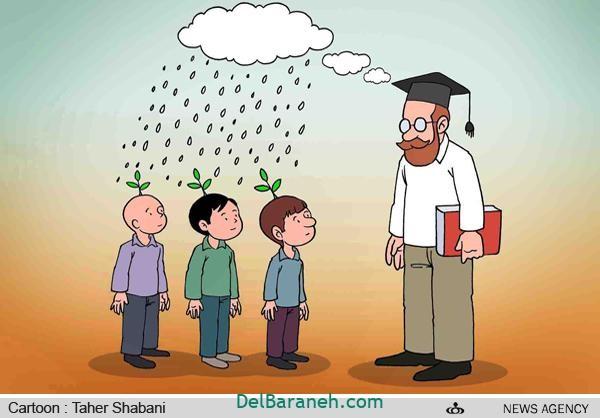 نقاشی روز دانش آموز (۲۰)