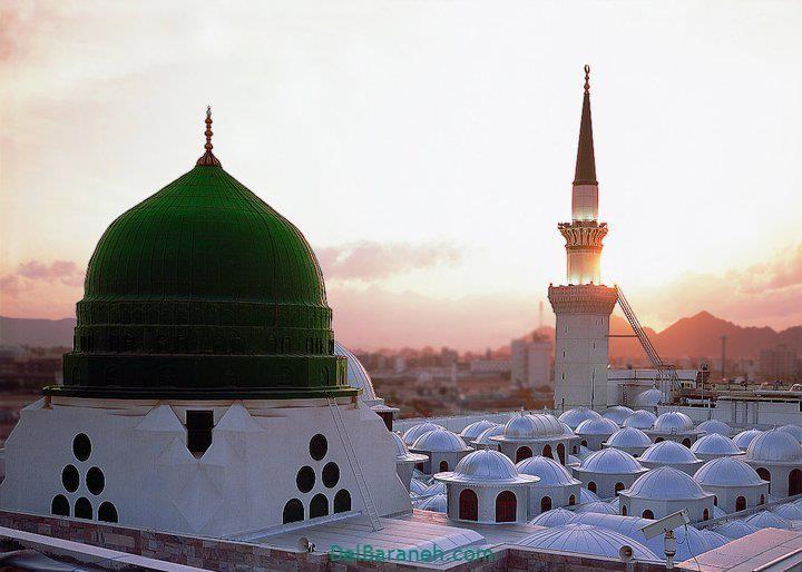 انشا در مورد حضرت محمد زندگی نامه تولد (۱)