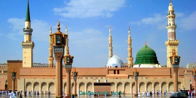 انشا در مورد حضرت محمد زندگی نامه تولد (۲)