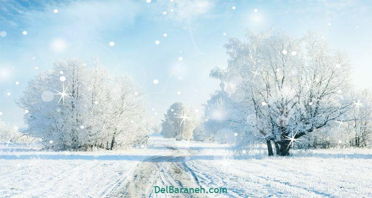 انشا در مورد زمستان (۱)