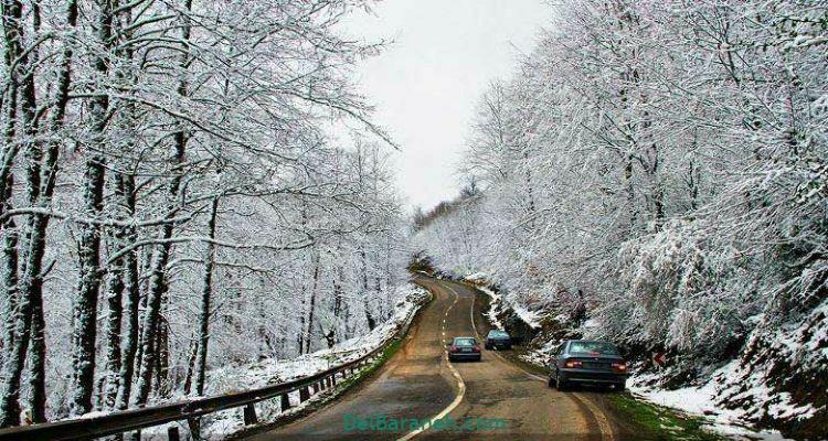 انشا در مورد زمستان (۱۰)