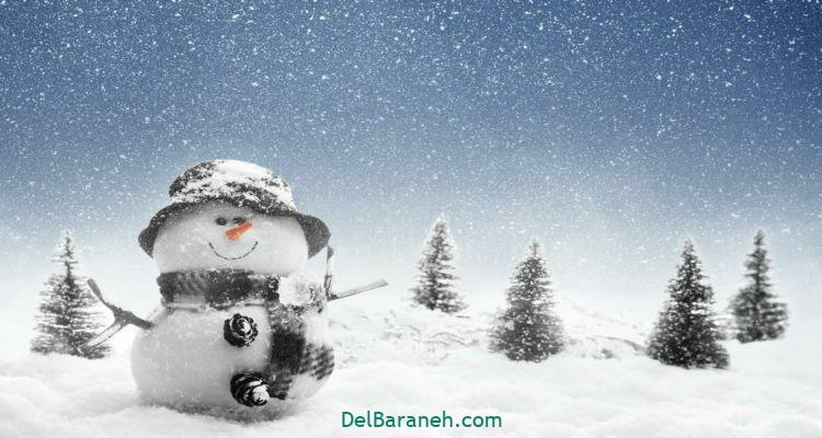 انشا در مورد زمستان (۵)