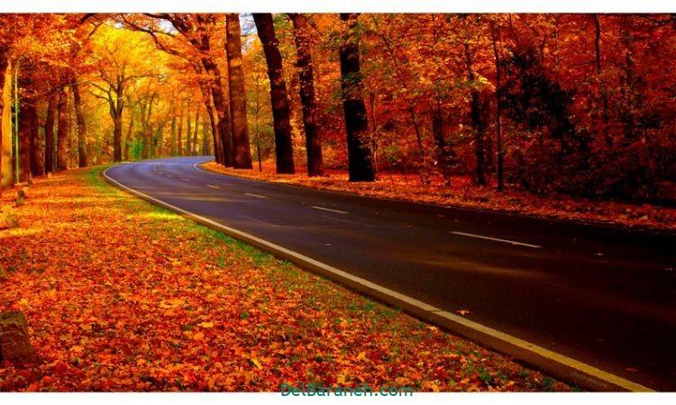 انشا درباره پاییز پایه هفتم