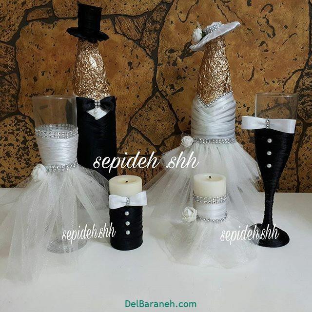 تزیین جهیزیه عروس (۳۲)