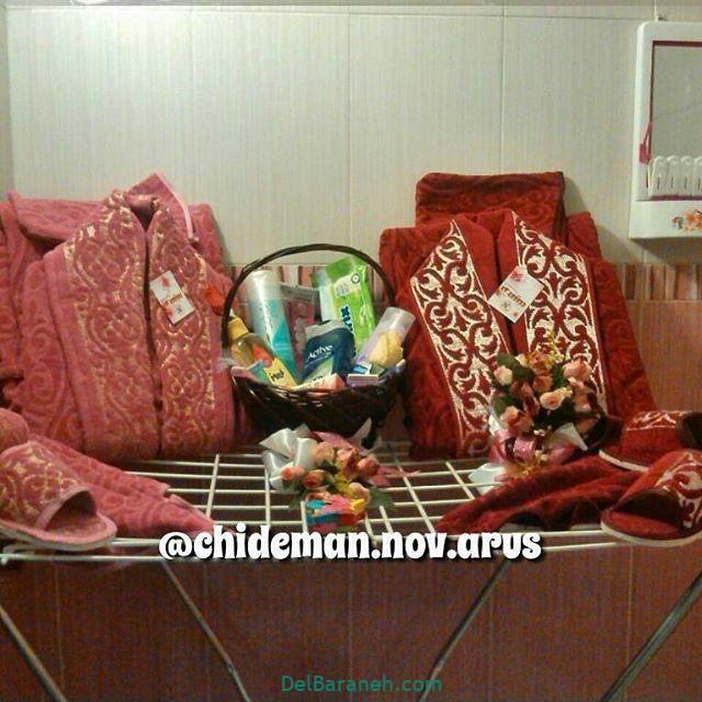 تزیین جهیزیه عروس (۵۰)