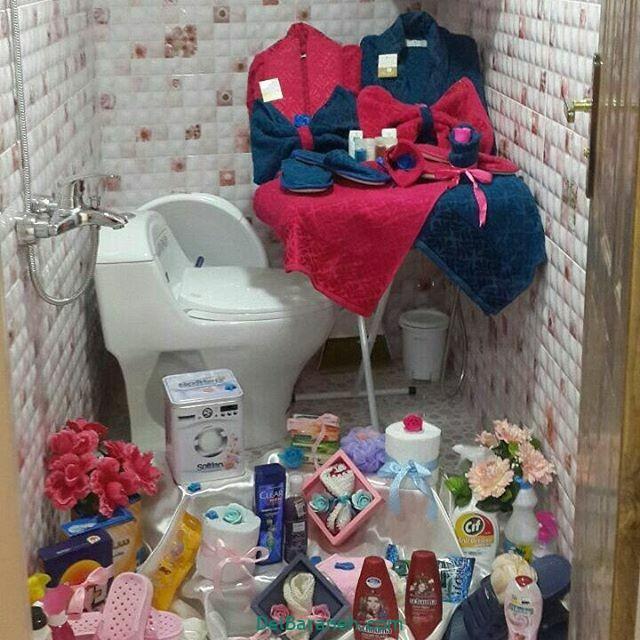 تزیین حمام عروس (۱۲)