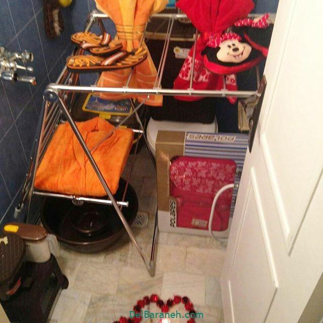 تزیین حمام عروس (۱۵)