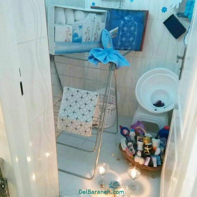 تزیین حمام عروس (۱۷)