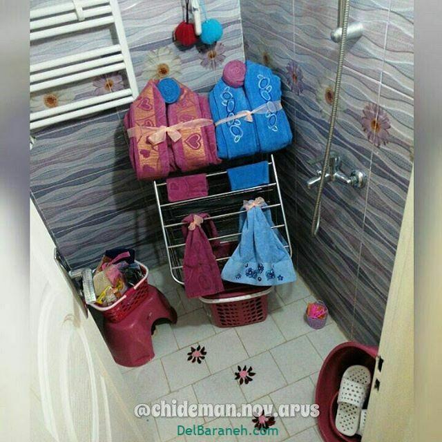 تزیین حمام عروس (۲۷)