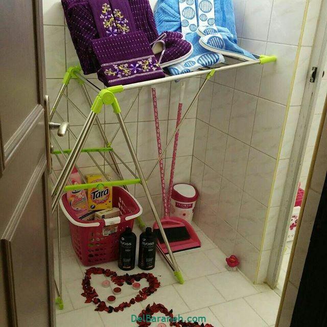 تزیین حمام عروس (۲۸)