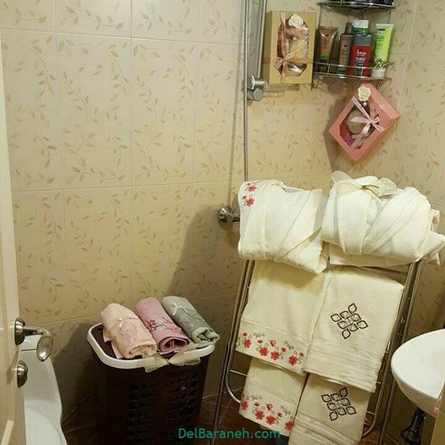 تزیین حمام عروس (۷)