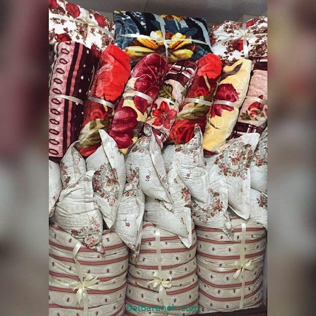 تزیین رختخواب عروس (۱۱)