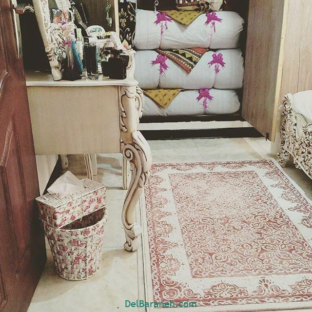 تزیین رختخواب عروس (۱۳)