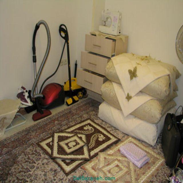 تزیین رختخواب عروس (۱۸)
