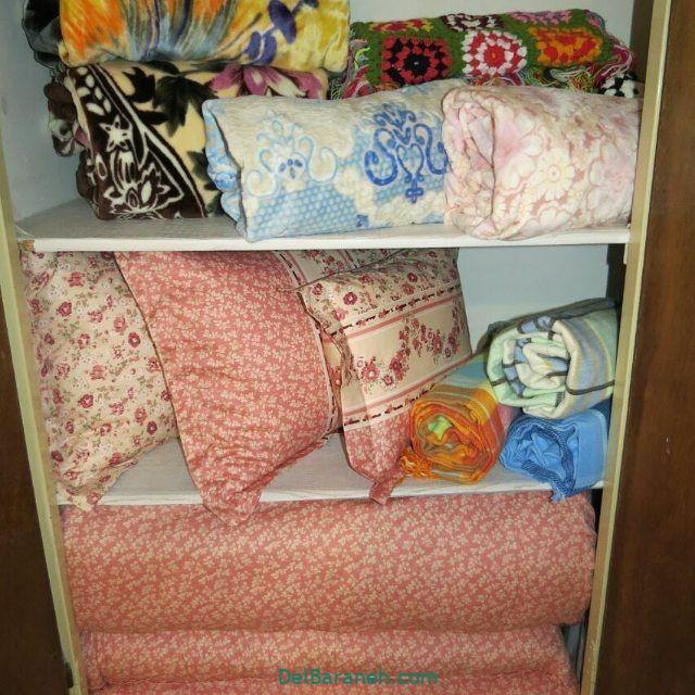 تزیین رختخواب عروس (۴)