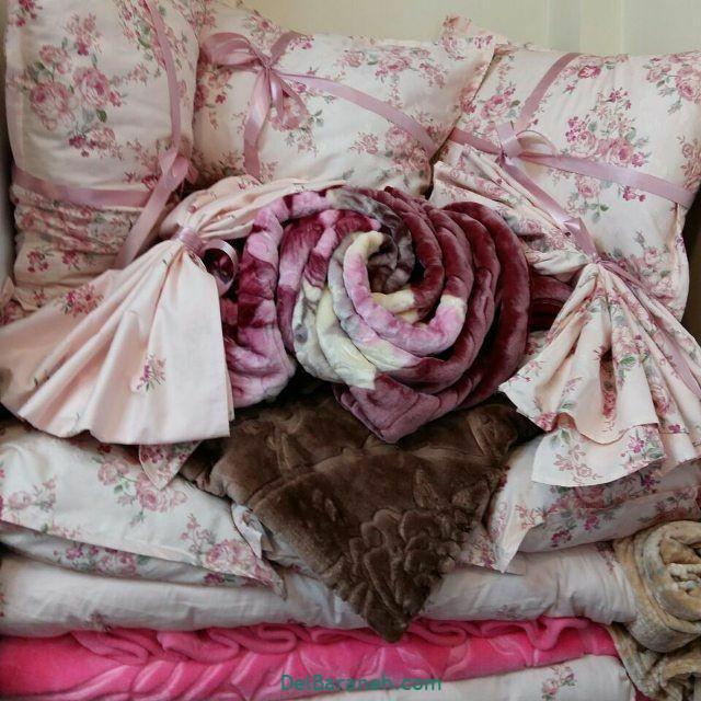 تزیین رختخواب عروس (۵)