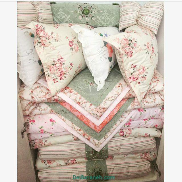 تزیین رختخواب عروس (۸)