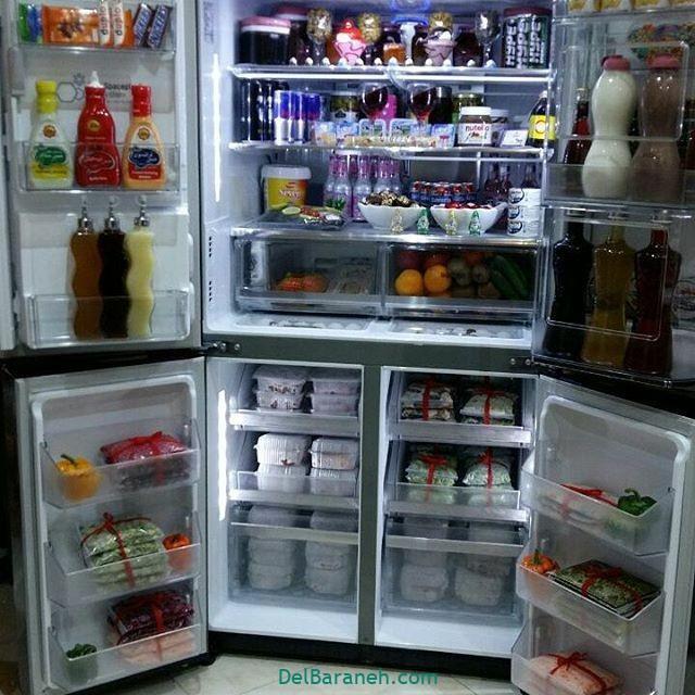 تزیین یخچال عروس (۱۸)
