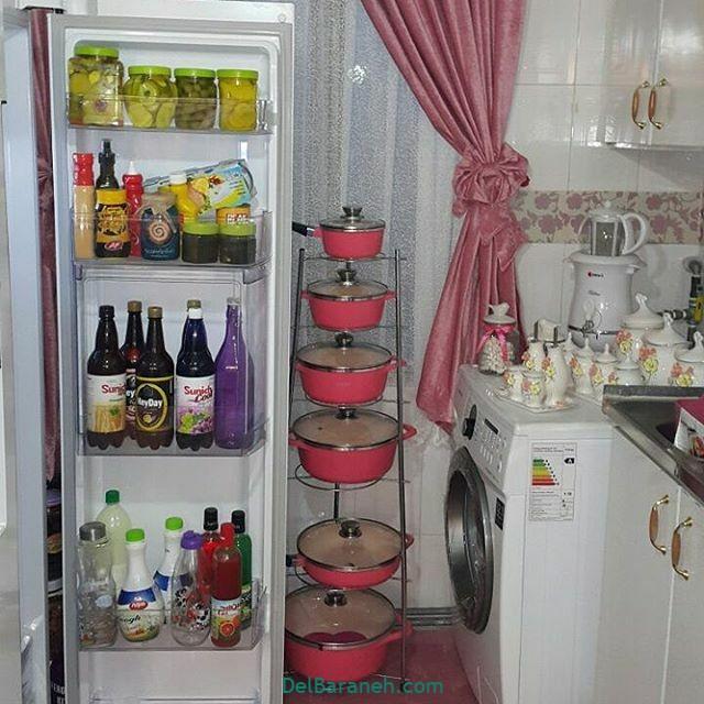 تزیین یخچال عروس (۲۰)