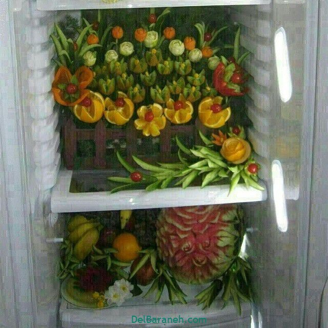 تزیین یخچال عروس (۳۹)