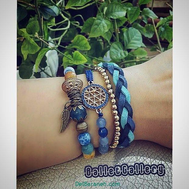دستبند مهره ای (۱۵)