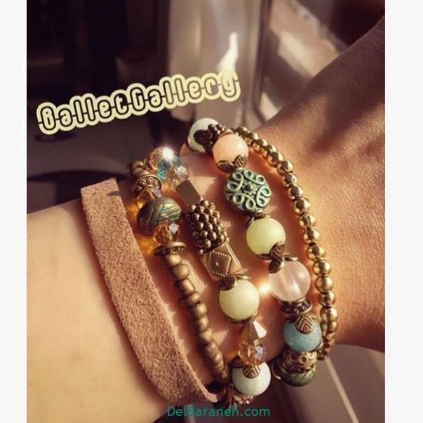 دستبند مهره ای (۶)