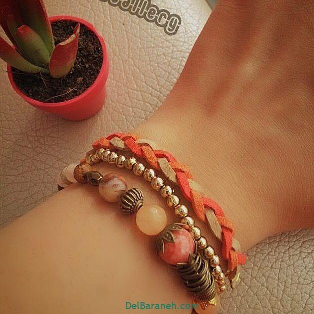 دستبند مهره ای (۷)