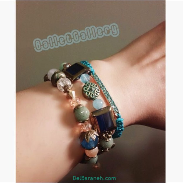 دستبند مهره ای (۹)