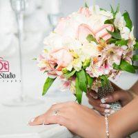 دسته گل نامزدی | ۲۴ مدل دسته گل زیبا عروس برای مراسم عقد و نامزدی