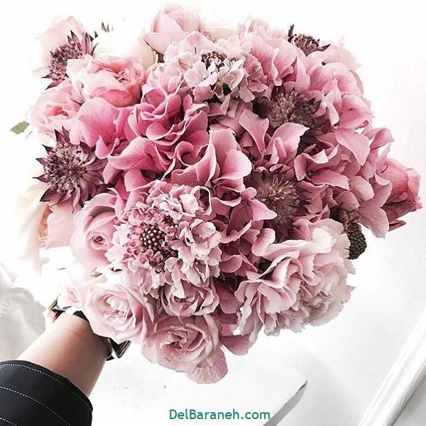 دسته گل نامزدی (۱۱)