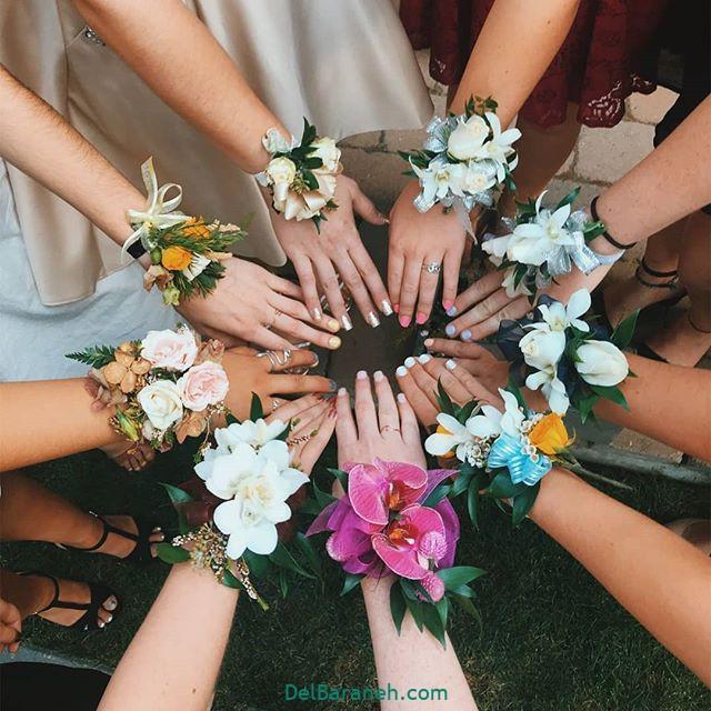 دسته گل نامزدی (۲۰)