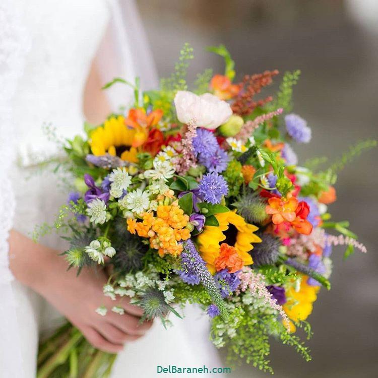 دسته گل نامزدی (۶)