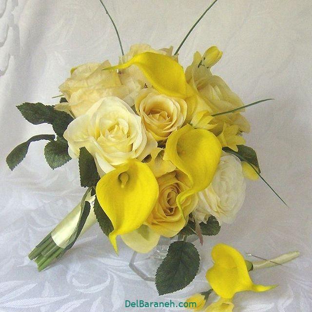 دسته گل نامزدی (۸)