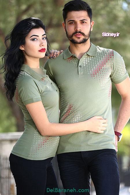 ست لباس زن و شوهر ایرانی (۱۰)
