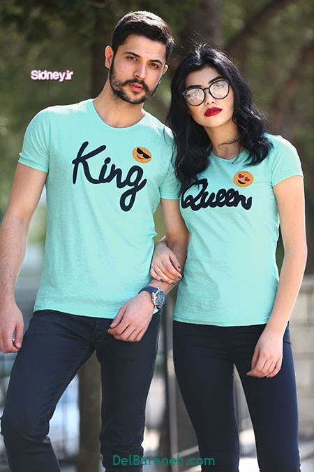 ست لباس زن و شوهر ایرانی (۱۱)
