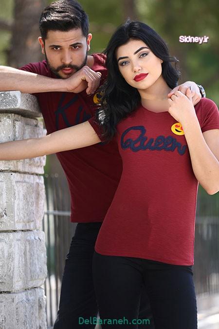 ست لباس زن و شوهر ایرانی (۱۲)