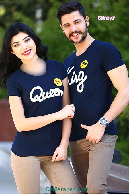ست لباس زن و شوهر ایرانی (۱۳)